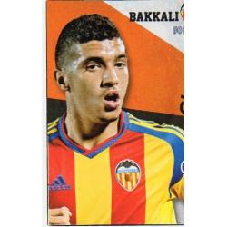 Bakkali Superstar Valencia 106 Las Fichas Quiz Liga 2016 Official Quiz Game Collection