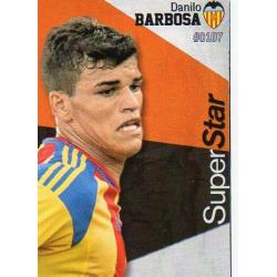 Barbosa Superstar Valencia 107 Las Fichas Quiz Liga 2016 Official Quiz Game Collection