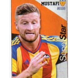 Mustafi Superstar Valencia 108 Las Fichas Quiz Liga 2016 Official Quiz Game Collection