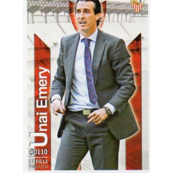 Unai Emery Sevilla 110 Las Fichas Quiz Liga 2016 Official Quiz Game Collection