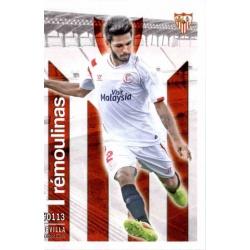 Tremoulinas Sevilla 113 Las Fichas Quiz Liga 2016 Official Quiz Game Collection