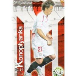 Konoplyanka Sevilla 114 Las Fichas Quiz Liga 2016 Official Quiz Game Collection