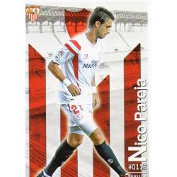 Nico Pareja Sevilla 116 Las Fichas Quiz Liga 2016 Official Quiz Game Collection