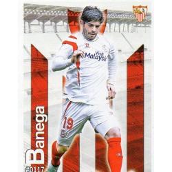 Banega Sevilla 117 Las Fichas Quiz Liga 2016 Official Quiz Game Collection