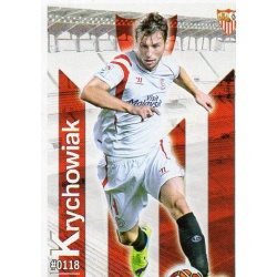 Krychowiak Sevilla 118 Las Fichas Quiz Liga 2016 Official Quiz Game Collection