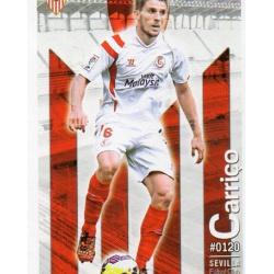 Carriço Sevilla 120 Las Fichas Quiz Liga 2016 Official Quiz Game Collection