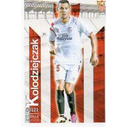 Kolodjziejczak Sevilla 121 Las Fichas Quiz Liga 2016 Official Quiz Game Collection