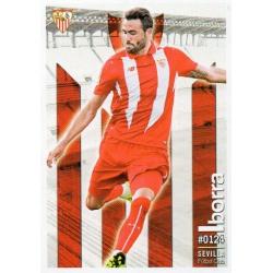 Iborra Sevilla 124 Las Fichas Quiz Liga 2016 Official Quiz Game Collection
