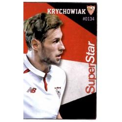 Krychowiak Superstar Sevilla 134 Las Fichas Quiz Liga 2016 Official Quiz Game Collection