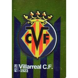 Escudo Villarreal 136 Las Fichas Quiz Liga 2016 Official Quiz Game Collection