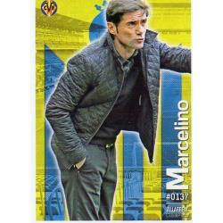 Marcelino Villarreal 137 Las Fichas Quiz Liga 2016 Official Quiz Game Collection