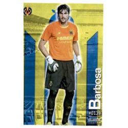 Barbosa Villarreal 139 Las Fichas Quiz Liga 2016 Official Quiz Game Collection