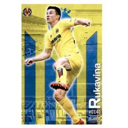 Rukavina Villarreal 140 Las Fichas Quiz Liga 2016 Official Quiz Game Collection