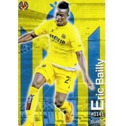 Eric Bailly Villarreal 141 Las Fichas Quiz Liga 2016 Official Quiz Game Collection