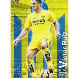Víctor Ruiz Villarreal 143 Las Fichas Quiz Liga 2016 Official Quiz Game Collection