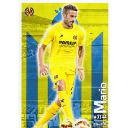 Mario Villarreal 144 Las Fichas Quiz Liga 2016 Official Quiz Game Collection