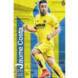 Jaume Costa Villarreal 145 Las Fichas Quiz Liga 2016 Official Quiz Game Collection