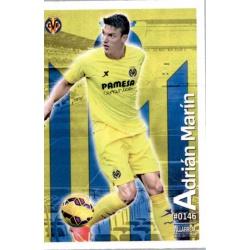 Adrián Marin Villarreal 146 Las Fichas Quiz Liga 2016 Official Quiz Game Collection