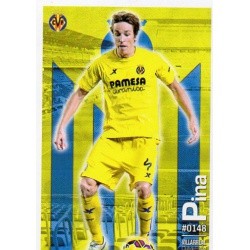 Pina Villarreal 148 Las Fichas Quiz Liga 2016 Official Quiz Game Collection