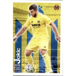 Jokic Villarreal 149 Las Fichas Quiz Liga 2016 Official Quiz Game Collection