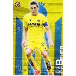 Bruno Villarreal 150 Las Fichas Quiz Liga 2016 Official Quiz Game Collection