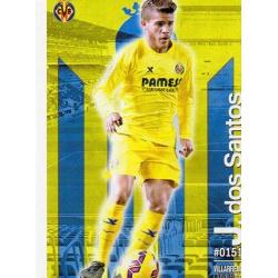Jonathan Dos Santos Villarreal 151 Las Fichas Quiz Liga 2016 Official Quiz Game Collection