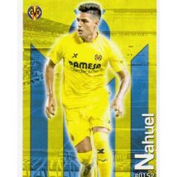 Nahuel Villarreal 152 Las Fichas Quiz Liga 2016 Official Quiz Game Collection