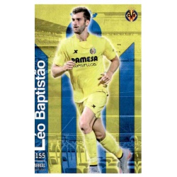 Leo Baptistao Villarreal 155 Las Fichas Quiz Liga 2016 Official Quiz Game Collection