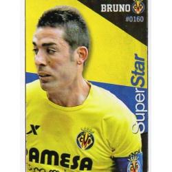Bruno Superstar Villarreal 160 Las Fichas Quiz Liga 2016 Official Quiz Game Collection