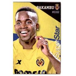 Bakambu Superstar Villarreal 162 Las Fichas Quiz Liga 2016 Official Quiz Game Collection