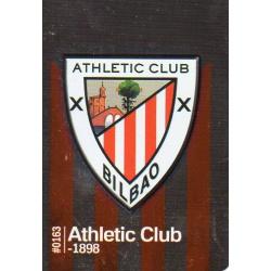 Escudo Athletic Club 163 Las Fichas Quiz Liga 2016 Official Quiz Game Collection