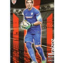 Gorka Iraizoz Athletic Club 165 Las Fichas Quiz Liga 2016 Official Quiz Game Collection