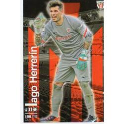 Iago Herrerín Athletic Club 166 Las Fichas Quiz Liga 2016 Official Quiz Game Collection