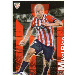 Mikel Rico Athletic Club 172 Las Fichas Quiz Liga 2016 Official Quiz Game Collection