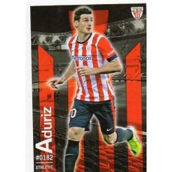Aduriz Athletic Club 182 Las Fichas Quiz Liga 2016 Official Quiz Game Collection