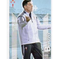 Berizzo Celta 191 Las Fichas Quiz Liga 2016 Official Quiz Game Collection