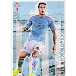 Hugo Mallo Celta 194 Las Fichas Quiz Liga 2016 Official Quiz Game Collection