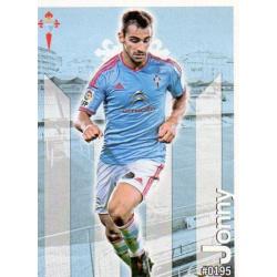 Jonny Celta 195 Las Fichas Quiz Liga 2016 Official Quiz Game Collection
