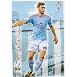 Sergi Gómez Celta 199 Las Fichas Quiz Liga 2016 Official Quiz Game Collection