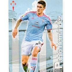 Pablo Hernández Celta 202 Las Fichas Quiz Liga 2016 Official Quiz Game Collection