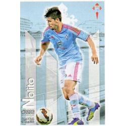 Nolito Celta 206 Las Fichas Quiz Liga 2016 Official Quiz Game Collection