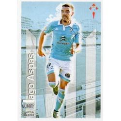 Iago Aspas Celta 207 Las Fichas Quiz Liga 2016 Official Quiz Game Collection