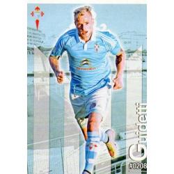 Guidetti Celta 208 Las Fichas Quiz Liga 2016 Official Quiz Game Collection