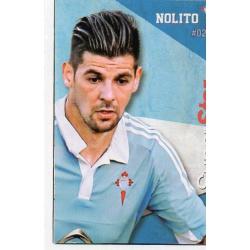 Nolito Superstar Celta 211 Las Fichas Quiz Liga 2016 Official Quiz Game Collection