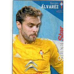 Sergio Álvarez Superstar Celta 213 Las Fichas Quiz Liga 2016 Official Quiz Game Collection