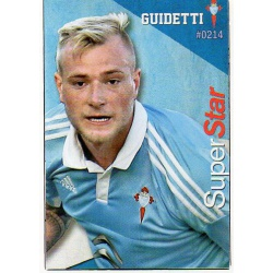Guidetti Superstar Celta 214 Las Fichas Quiz Liga 2016 Official Quiz Game Collection