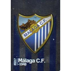 Escudo Málaga 217 Las Fichas Quiz Liga 2016 Official Quiz Game Collection