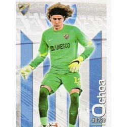 Ochoa Málaga 220 Las Fichas Quiz Liga 2016 Official Quiz Game Collection