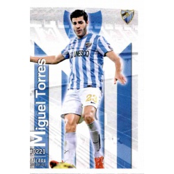 Miguel Torres Málaga 221 Las Fichas Quiz Liga 2016 Official Quiz Game Collection