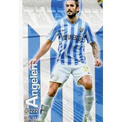Angeleri Málaga 222 Las Fichas Quiz Liga 2016 Official Quiz Game Collection